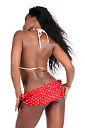Felina Chocolate cream istripper model