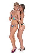 Monica Sweet & Natalia Duo istripper model