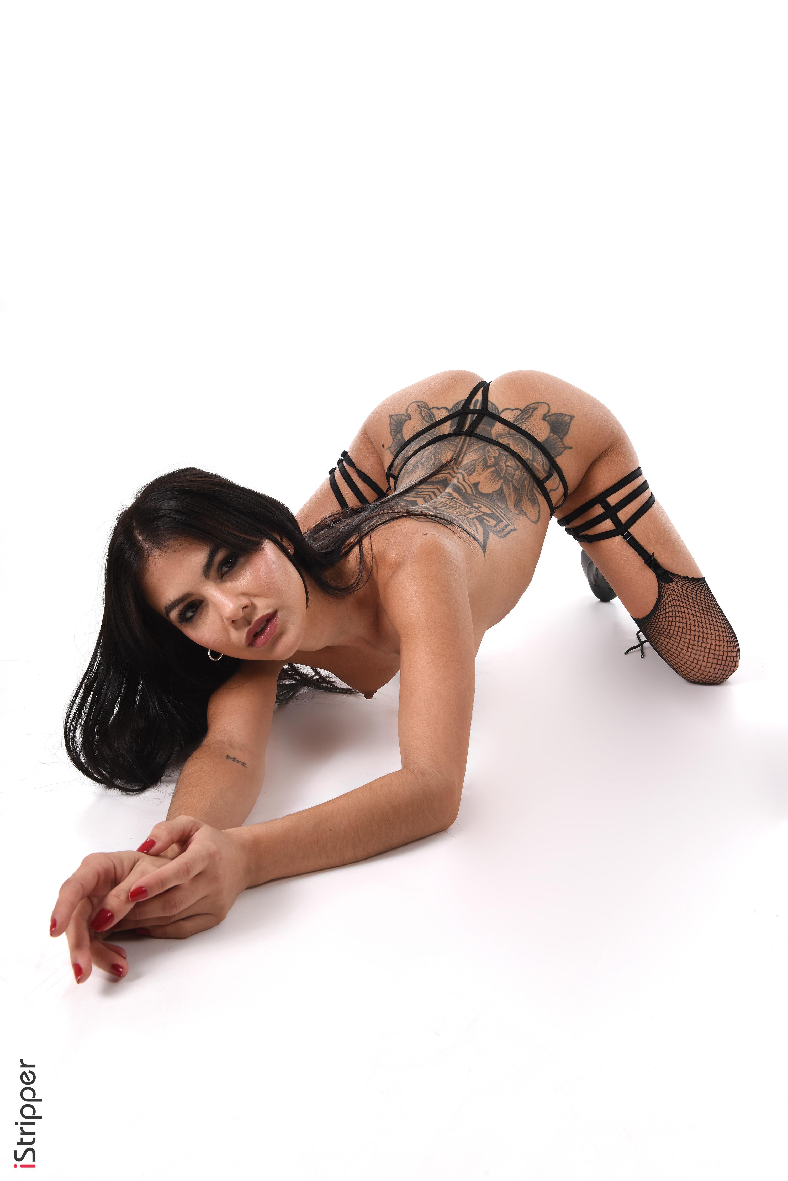 topless girl wallpaper