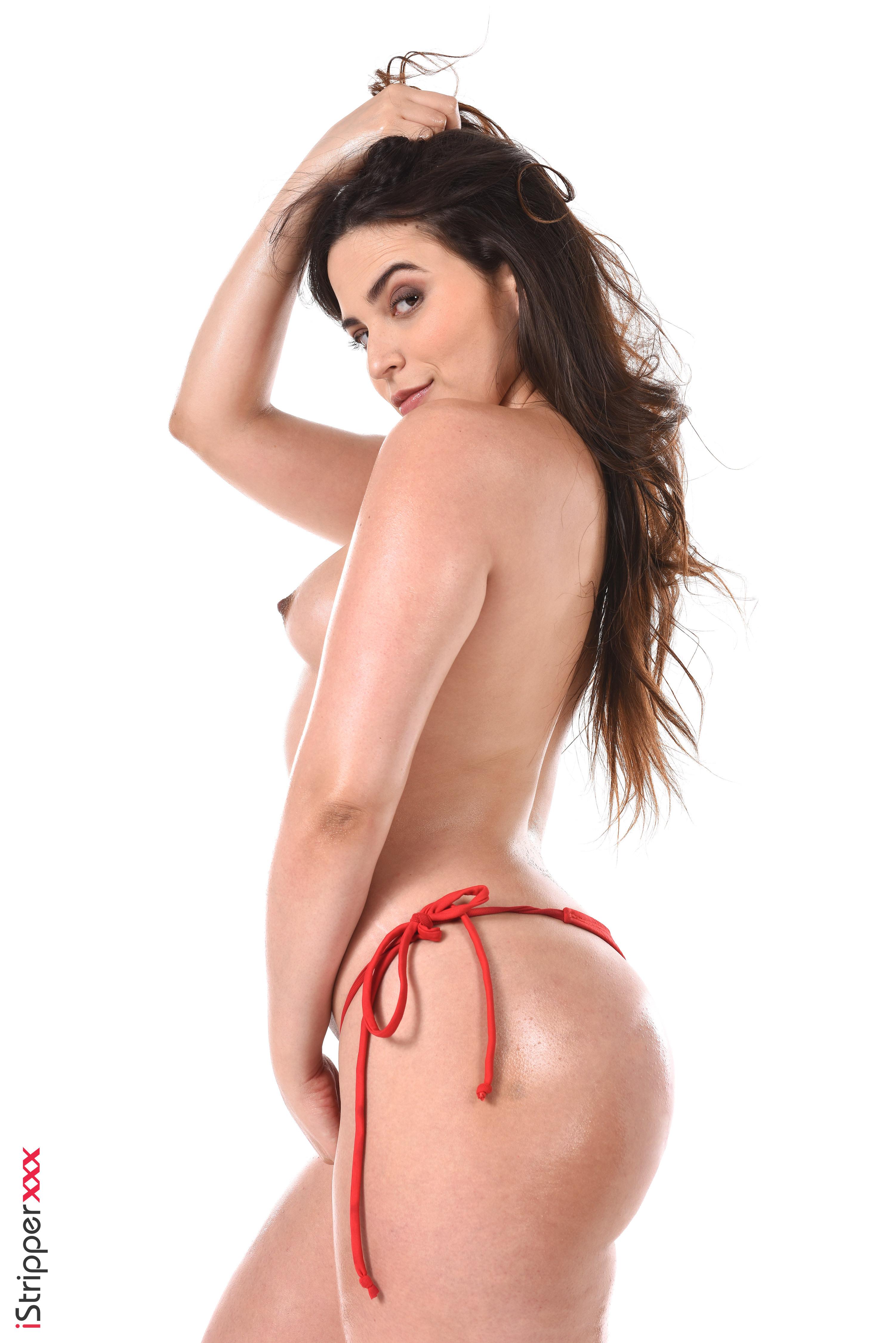 naked girl background